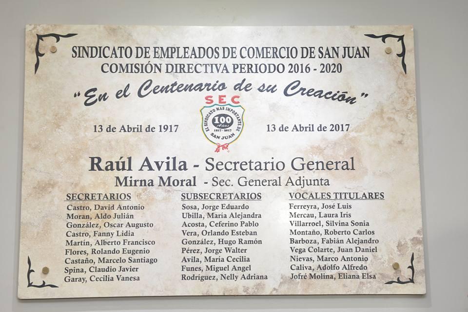 centenario acto6